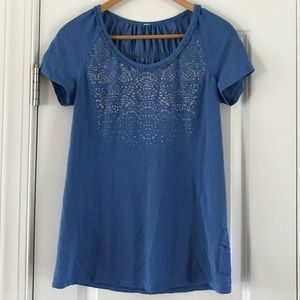 Lululemon Blue Top